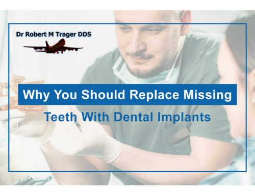 Why You Should Replace Missing Teeth With Dental Implants