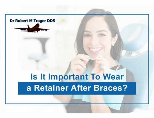 Is It Important To Wear a Retainer After Braces?